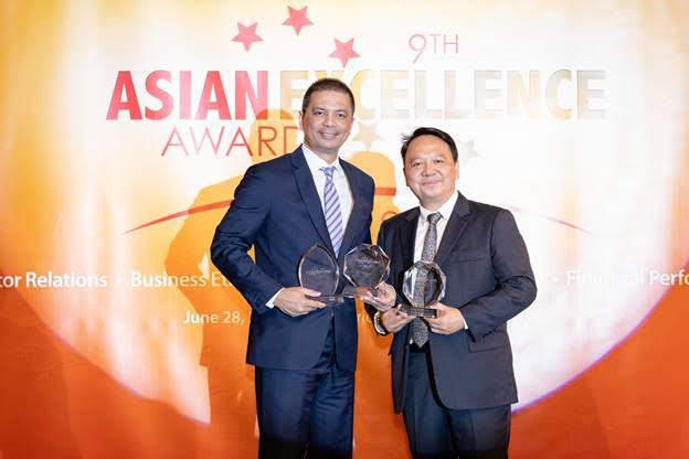 ICTSI best investor relations company